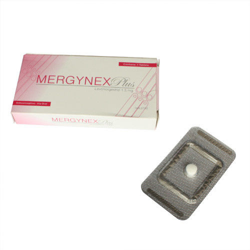 Emergency Contraceptive Pills Oral Medications Levonorgestrel Tablets 0.75 mg